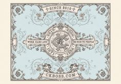 C.K.BOSS 2 #ornate
