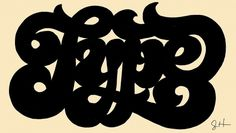 Jessica Hische's Doodle Blog #doodle #letter #custom #hand #sketch #typography