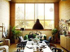 Hemmastudion: Blxc3xa5 Hxc3xa4sten & Vxc3xa4rvet #interior #design #sweden