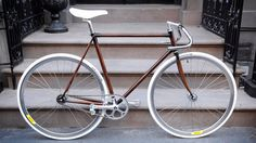 Woodgrain Bikes by Rob Pollock #wood #bicycle