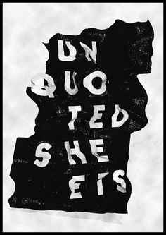 Unquoted sheets feat. Les Graphiquants #les #graphiquants #unquoted #sheets