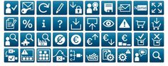 Icons #icon #symbol #pictogram