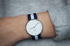 THE FRESH COLLECTIVE #simple #blue #watch