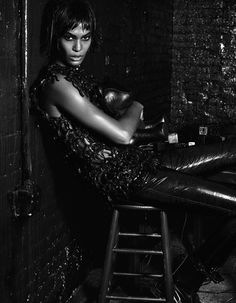 Joan Smalls by Mikael Jansson for i D Magazine #fashion #model #photography #girl