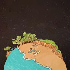 i'll stop the world & melt with you ❑ illustration by @ISKIII ❑ www.iskistudio.com