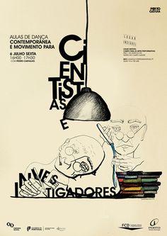 Baubauhaus. #illustration #typo #poster #viamarianabaldaiacom