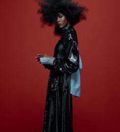 Naomi #afro