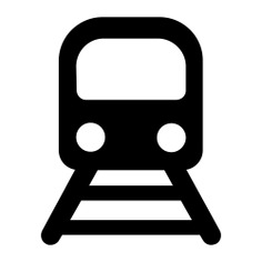 See more icon inspiration related to train, subway, railway, transport and public on Flaticon.