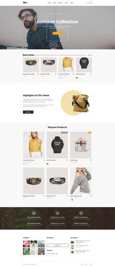 Moza – Minimal Shop