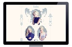 Lula Website on Behance #picture