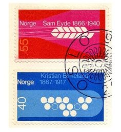 FFFFOUND! | grain edit · modern graphic design inspiration blog + vintage graphics resource #stamps #norge