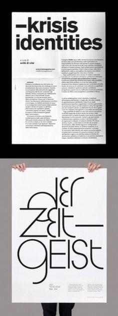 Studio Iknoki | AisleOne #poster #typography