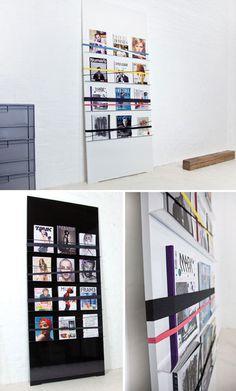 plentyofcolour_exposeboard #cool storage idea