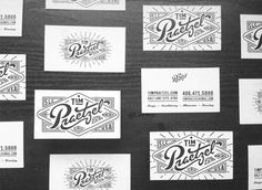 Personal Branding on Behance #card #biz