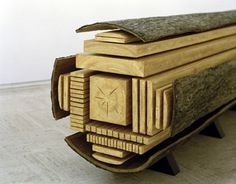 FFFFOUND! #wood #design #clever