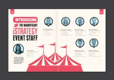 Event Guide on Behance