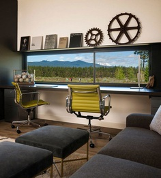 Modern Weekend House in Central Oregon 15