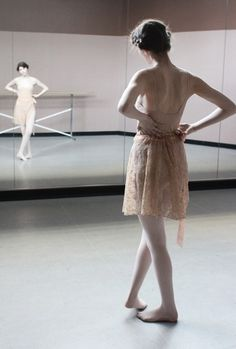 clever nettle – vintage & fashion in portland, oregon » La Danse #fashion #ballet #girl