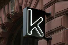 Kontoret #signage #signs #typography