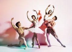 The Australian Ballet 50th Anniversary | 3 DEEP #design #graphic #ballet #direction #photography #art