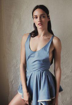 Karmen Pedaru by David Armstrong for Pop Magazine #fashion #model #photography #girl