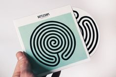 Turbulence EP Cover - Andy Knappett #illustration #sleeve #cd