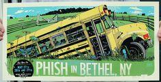 phish_bethel_ph.jpg (1200×613) #bus #illustration