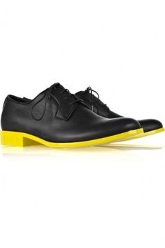 Product zoom | NET-A-PORTER.COM #jil #two #sander #leather #brogues #tone