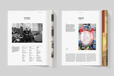 Color Magazine Redesign on Behance #magazine