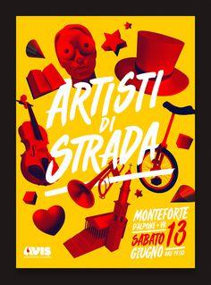 Poster for Artisti Di Strada