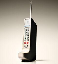 Jay Mug — Iconic Tech Prototypes - Motorola DynaTAC Cell...