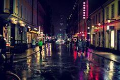 Jakob Nylund / July / 2010 / #sweden #night #gtgatan #photography #stockholm