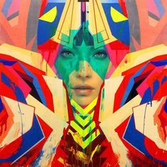 Erik Jones | PICDIT #painting #artist #design #art