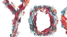 Young The Giant  Â SaadArt.com   The Art of Saad Moosajee #abstract