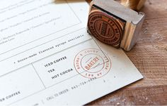 Brown's Court Bakery Branding | Nudge #design #typography #branding #stamp #bakery