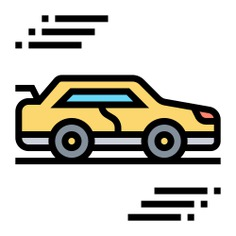 See more icon inspiration related to car, traffic, drive, sports and competition, lowered, racing car, race car, racing, side view, transportation, automobile, cars and vehicle on Flaticon.