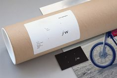 James Williamson Brand identity