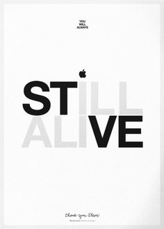 Mena+Cruz #type #steve #jobs #poster