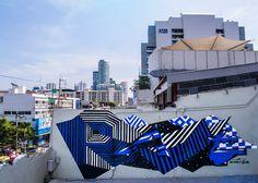 Felipe Pantone8 #painting #artist #design #art
