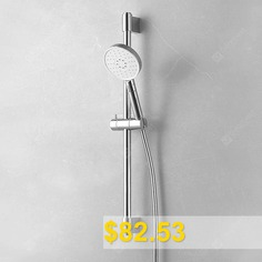 Shower #Head #Hose #Lifting #Rod #Suit #from #Xiaomi #youpin #- #SILVER