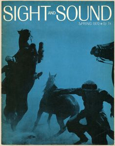 Sight and Sound Spring 1970 #cover #magazine