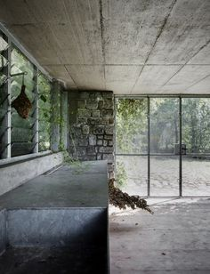 CJWHO ™ (Green Box by Act Romegialli Architects) #design #landscape #photography #architecture #nature #art #green