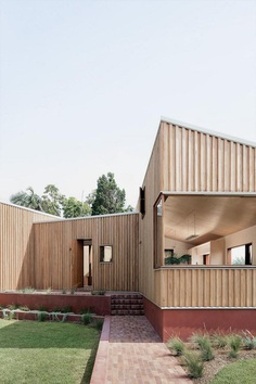 Three Piece House by TRIAS Studio 2