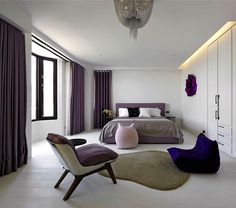 Unique Living Space Located in Taipe - #bedroom