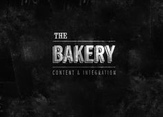 BAKERY on Behance #logo #branding