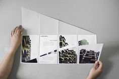 + SAY WHAT STUDIO IN SITU + #fold #design #book