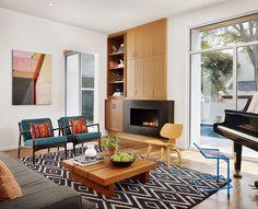 Inspiring Custom Home Designed by Chioco Design for a Family of Four 5