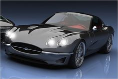 2012 GROWLER E | 21ST CENTURY JAGUAR E-TYPE #cars