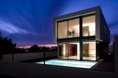 http://blog.leibal.com/interiors/residential/dt-house/ #minimalist #architecture #house