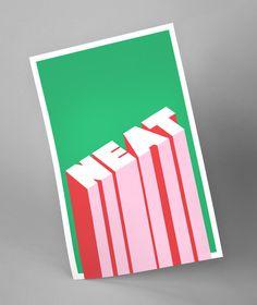 bETHANY LESKO #poster #typography